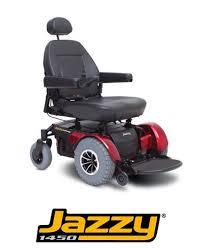 Pride - Jazzy 1450 Powerchair
