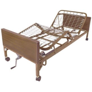 Drive- Semi Electric Hospital Bed 15004