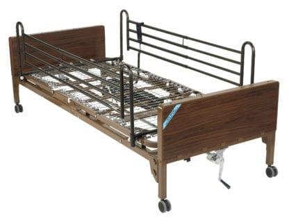 Drive- Semi Electric Hospital Bed 15004BV-FR Full Rails