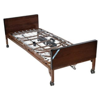 Drive-Full Electric Ultra Light Plus Hospital Bed 15033