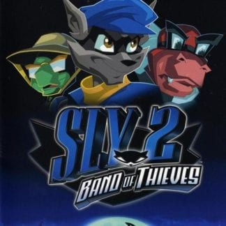 Sly 2 Band of Thieves- PS2