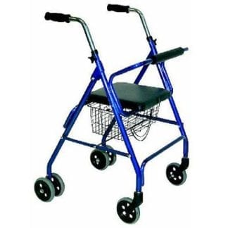 Tuffcare-4 Wheel Freedom Cart #R410