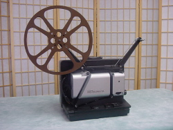 Video Projector 16 mm w/ sound