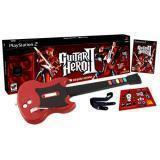 Guitar Hero w/ guitar- PS2