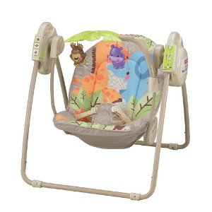 Portable Baby Swing for Rent