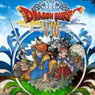 Dragon Quest VIII- PS2