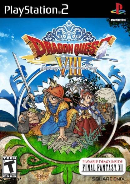 Dragon Quest VIII- PS2