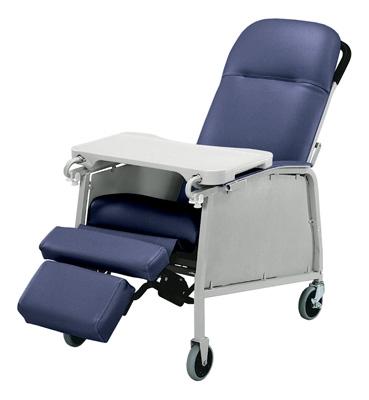 Lumex 3-Position Recliner Chair Geri (Gerry) Chair