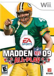 Madden 09 - Wii