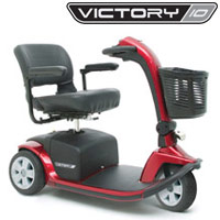 Electric Scooter - Heavy Duty, Mobility Scooter Victory 10