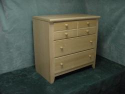 Clothes Dresser, Wooden Dresser