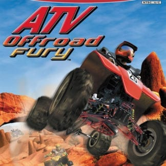ATV Off Road Fury- PS2
