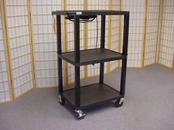 Audio - Video Cart