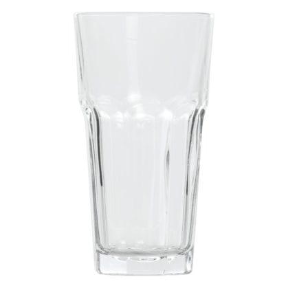 Beverage Glass- Large 16 oz, Large Drinking Beverage Glass