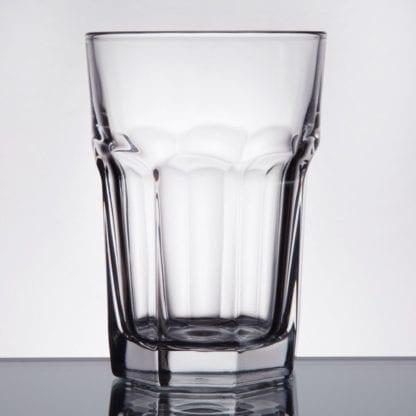 Beverage Glass-Medium 12 oz, Medium Drinking Beverage Glass