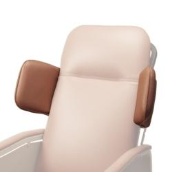 Recliner 3 position- Head Bolsters- Geri (Gerry) Chair