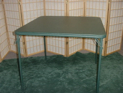 Card Table , Square Card Table 3ft x 3 ft
