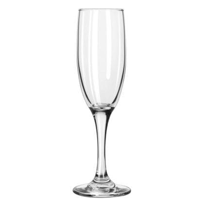Champagne Flutes, 5.75 oz Champagne Flute