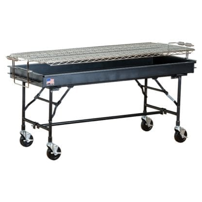 Charcoal Grille 2 x 5, BBQ Grille Charcoal