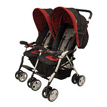 Tandem Stroller, Side by Side or Front to Back Stroller