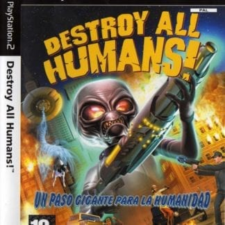 Destroy all Humans- PS2