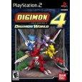 Digimon World 4- PS2