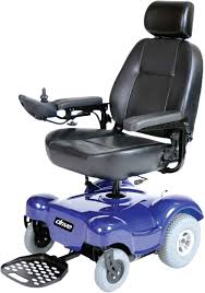 Drive-Renegade Power Wheelchair RENEGADEBL18CS