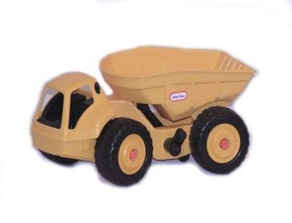 Dump Truck or Bucket Loader