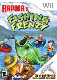 Fishing Frenzy - Wii