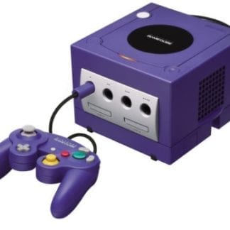 Gamecube Console w/ Controller