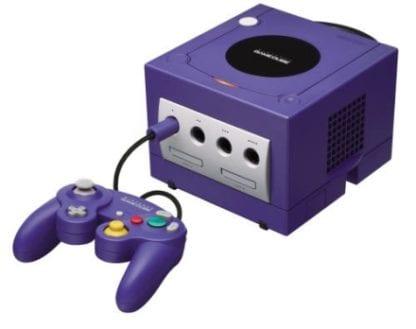 Gamecube Console w/ Controller
