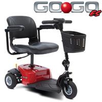 Pride- Go Go ES- Electric Scooter 3 Wheel