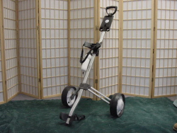 Lightweight Golf Cart