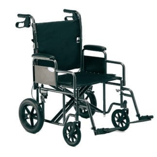 Invacare- Heavy-Duty Transport Chair