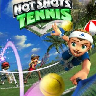 Hot Shot Tennis- PS2