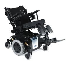 Electric Wheelchair- Reclining- Invacare TDX SP