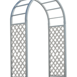 Lattice Arch , White Plastic Lattice Wedding Arch