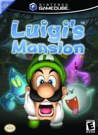 Luigi's Mansion- GC