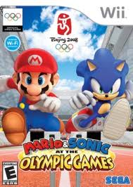 Mario and Sonic Olympic Games - Wii