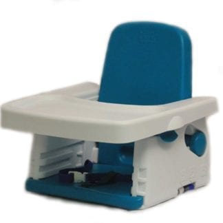 Mini High Chair, Booster Style with Tray