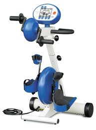 Stationary Bike- Motomed Viva 2- With Arm & Leg Attachments
