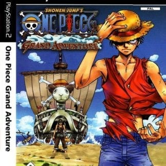 One Piece Grand Adventure- PS2