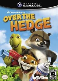 Over the Hedge- GC