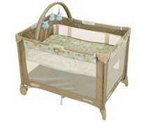Pack and Play with Bassinet for Rent