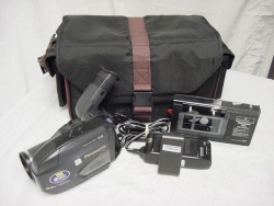 VHS - C Palmcorder