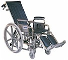 Wheelchair- Reclining Pediatric