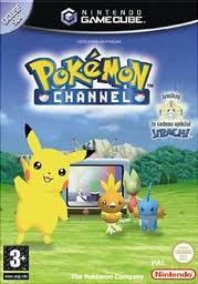 Pokemon Channel- GC