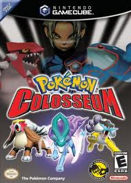 Pokemon Colosseum- GC