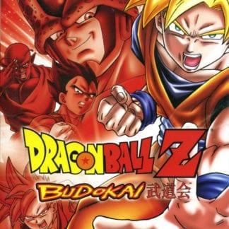 Dragonball Z Budokai- PS2