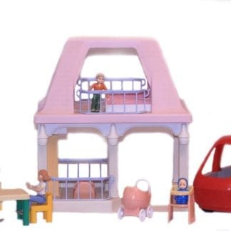 Grandma's House Dollhouse
